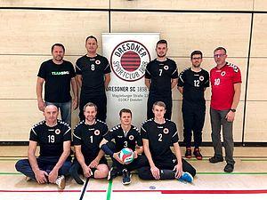 Abteilungen - Volleyball - Dresdner Sportclub 1898 e. V.